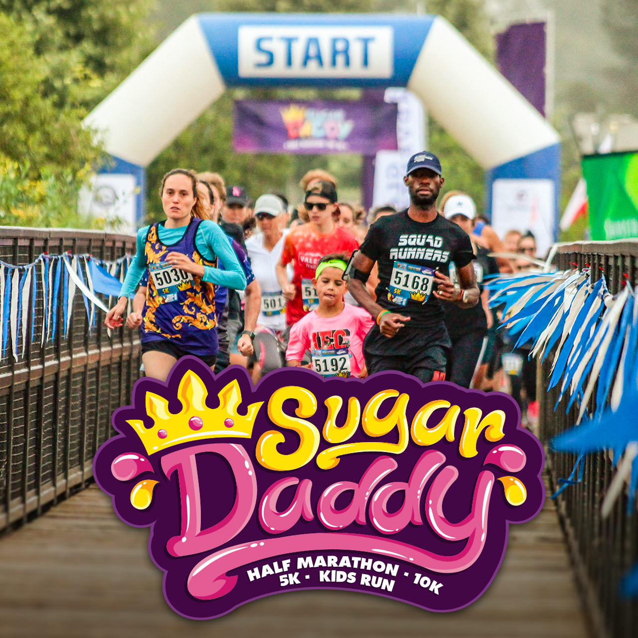 Sugar Daddy Race